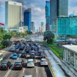 Semarang ke Bandung dengan Moda Transportasi Darat Bus