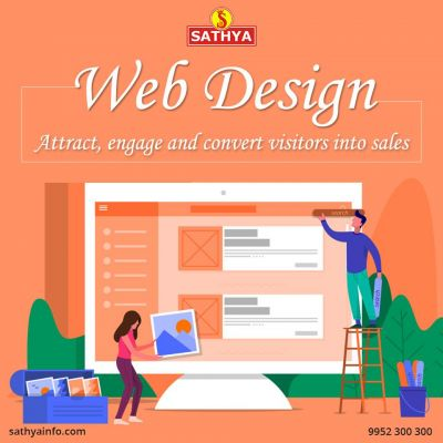 Want to experience best Web Development Services in India? Then Sathya Technosoft will be your right choice. Visit us today for admiring web design services. https://www.sathyainfo.com/web-design-services