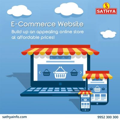 We are one of the best Website Creation Company in India. Sathya Technosoft can deliver good looking, expert designed, and quality web designs that you expect. https://in.sathyainfo.com/web-design-company-in-india https://www.sathyainfo.com/web-design-services