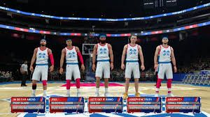 How can you hit pictures in NBA2K21?